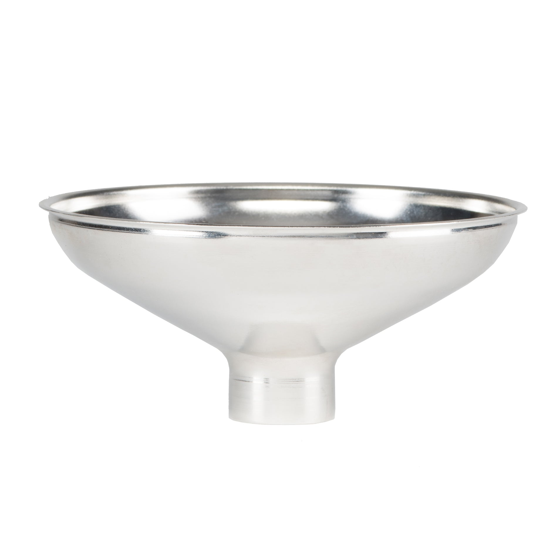 "Spice Funnel - Stainless Steel - Narrow 1"" Opening"