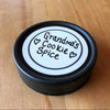Hand Written Spice Label