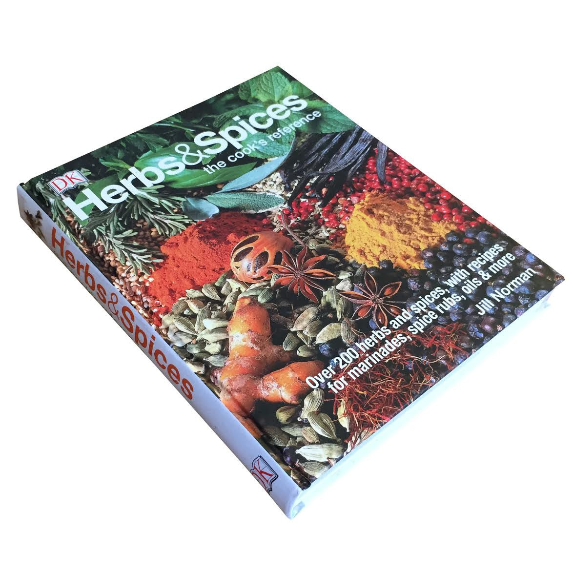 Herbs and Spices Book By Jill Norman