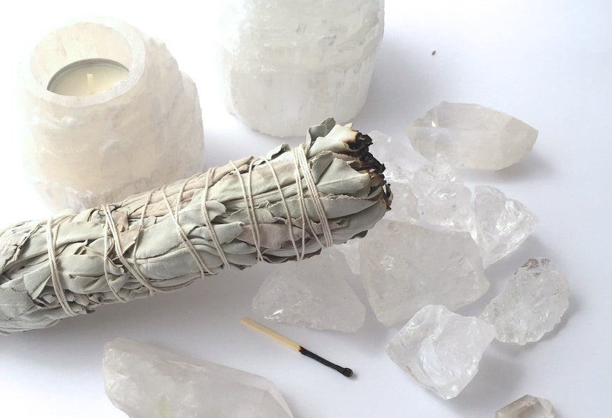 Cleansing Your Crystal Quartz