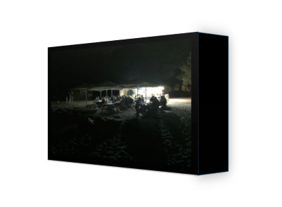Diner sur la Plage Photo Box