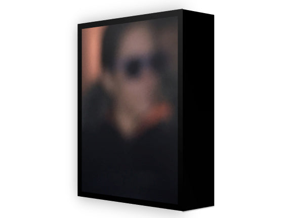She's not Gerhard Richter Photo Box
