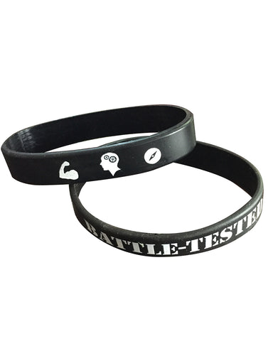 BATTLE-TESTED WRISTBAND