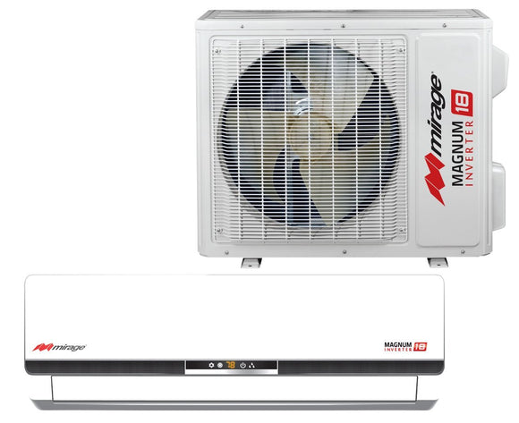 mirage qc air conditioner 14 seer 32000 btu