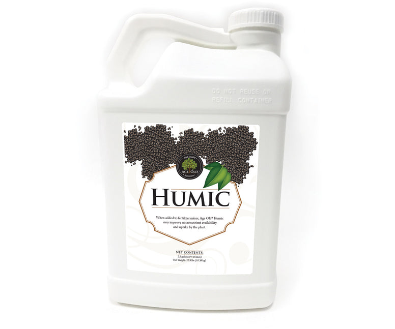 Age Old Liquid Humic 2.5 Gal, 2/cs-Age Old Nutrients-Hydro Green Grow