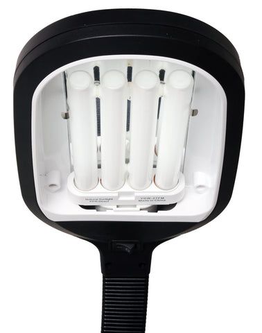 Floor Plant Light w/ 27w CFL-Agrobrite-Hydro Green Grow