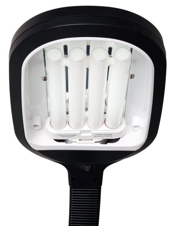 Floor Plant Light w/ 27w CFL-hydrogreengrow.com