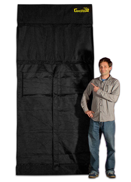 2' Extension Kit 2'x4' Gorilla Grow Tent-hydrogreengrow.com
