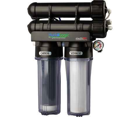Stealth-RO300 with upgraded KDF85/Catalytic carbon-Hydrologic-Hydro Green Grow