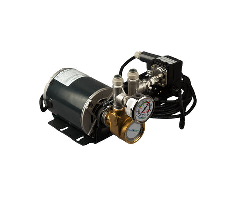Pressure Booster Pump 120V Cont. Duty for Evolution-RO1000-Hydrologic-Hydro Green Grow
