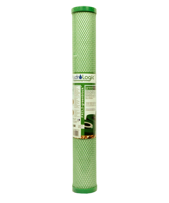 Tall Blue Replacement carbon filter-hydrogreengrow.com