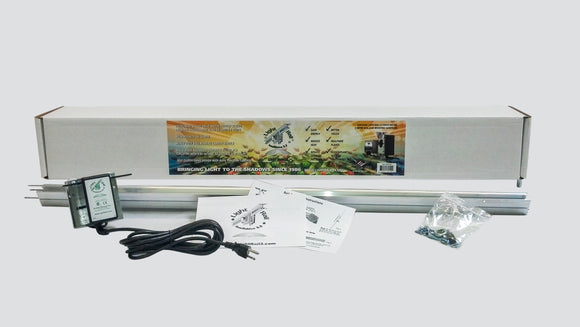 9 RPM Light Rail Complete Kit-hydrogreengrow.com