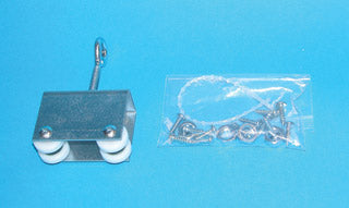 Add A Lamp Hardware Kit, trolley+mounting hardware - HydroGreenGrow.com