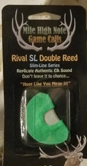 "BZ - Rival Double Reed ""SL"" Slimline Series Diaphragm Call"