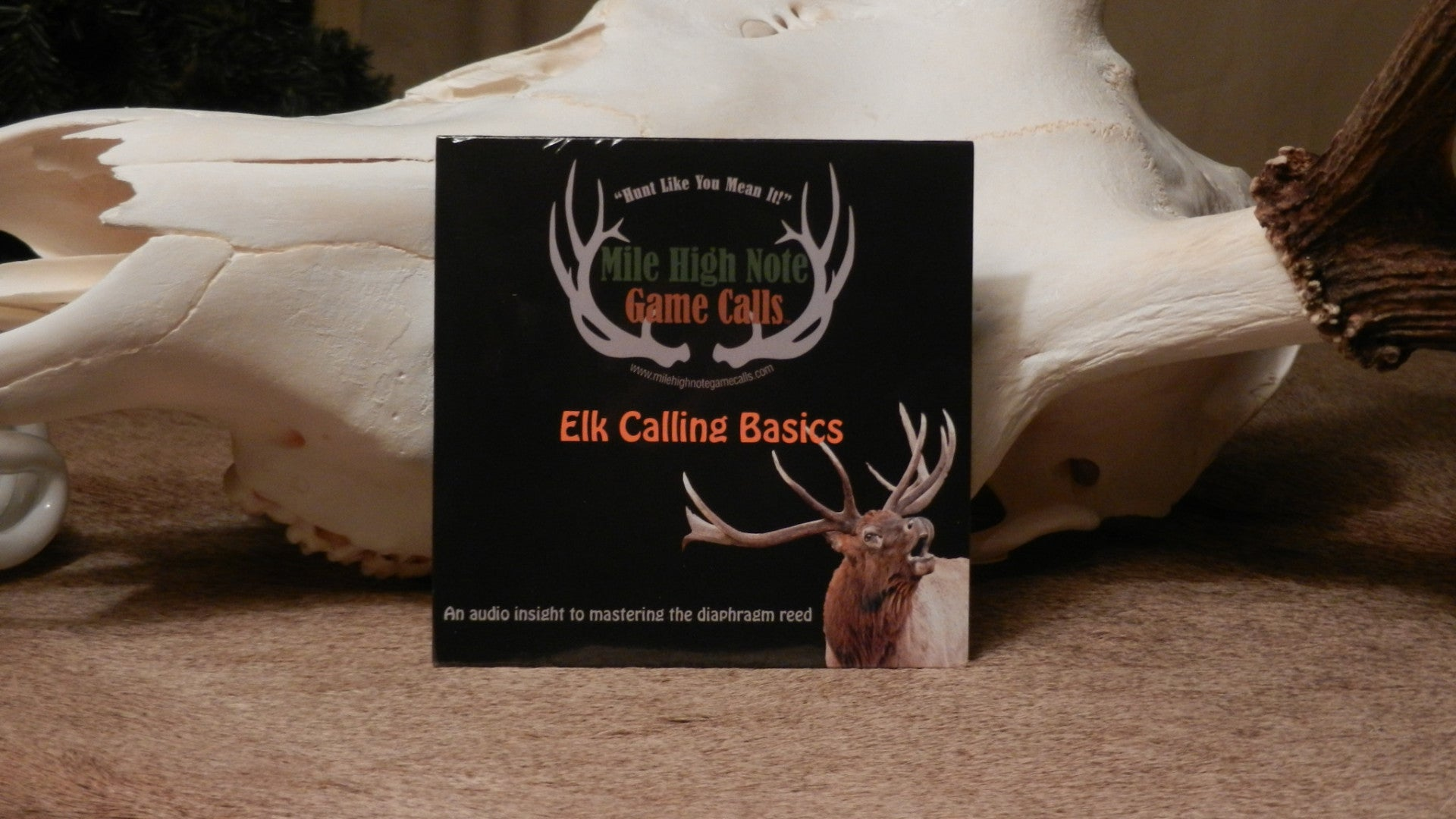 Elk Calling CD, Elk Calling Instruction.