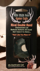 B - Rival ™  Elk Call Double Reed Diaphragm