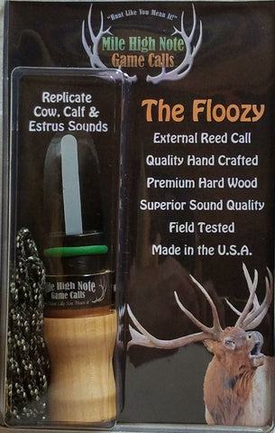 The Floozy ™  Elk Call - Light Maple