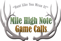 Mile High Note Game Calls