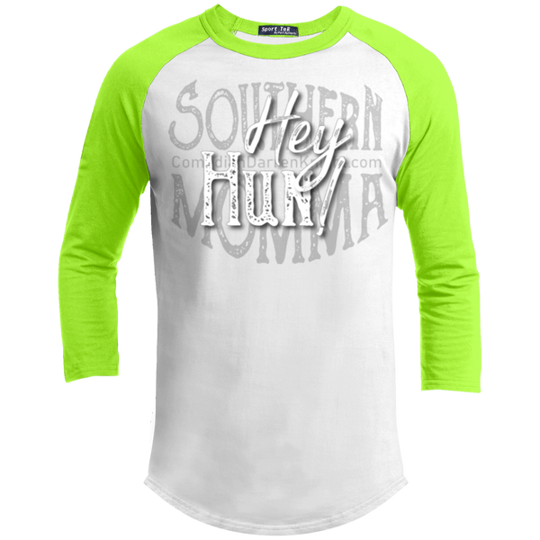 Hey Hun SM Baseball T-Shirt XS-6X