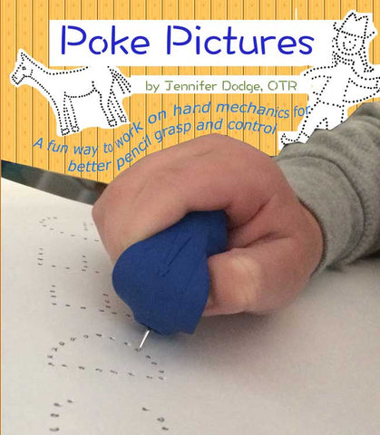 Poke Pictures for fine motor download