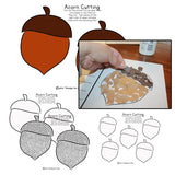 Acorn Cutting Craftivity