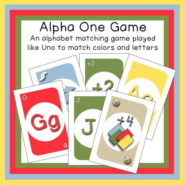 Alpha One card game download
