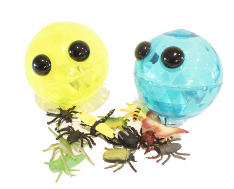 Munchy Ball Bug Quest Game