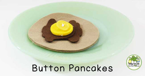 Button Pancakes