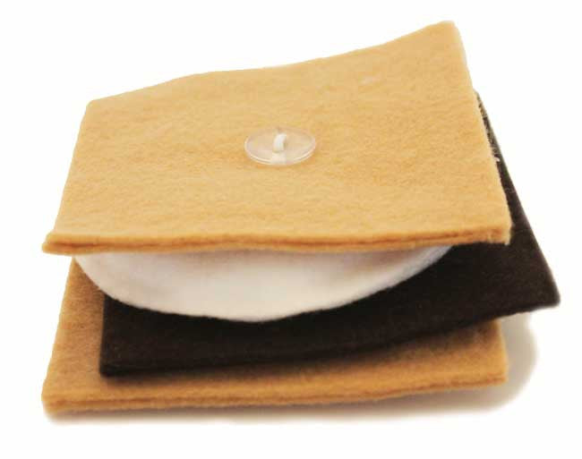 Button S'mores