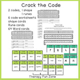 Crack the Code Writing