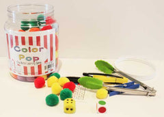 Color Pop Jar