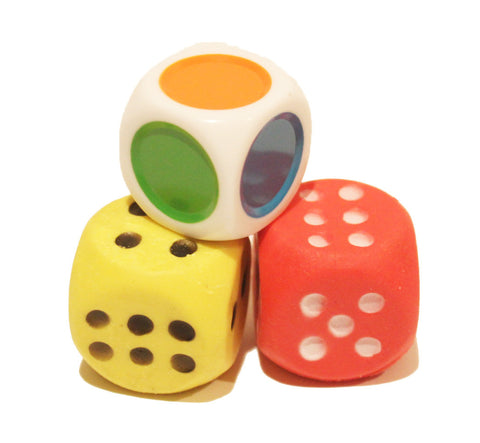Color Dice Set