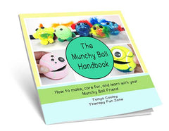 Munchy Ball Handbook digital download