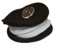 Button Oreo (2 pack)