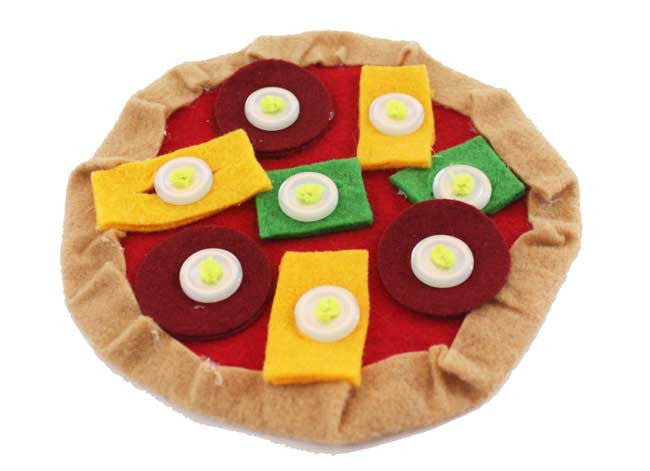 Button Pizza