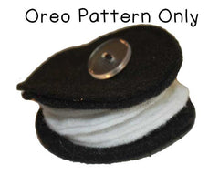 Sample Oreo Button Food Pattern