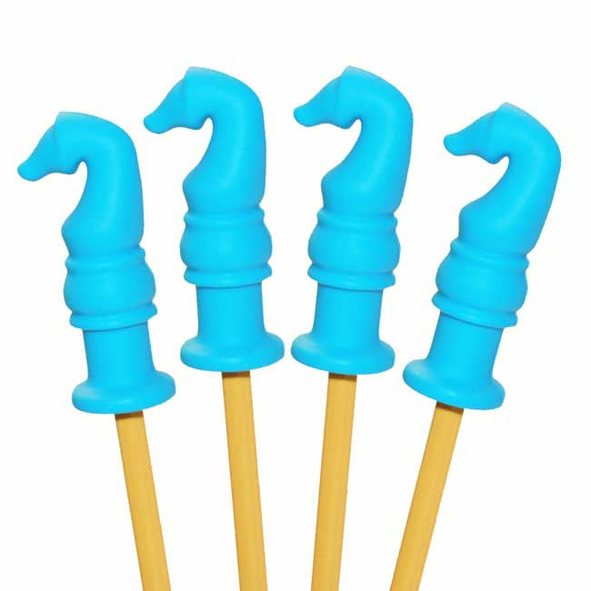 Chewy Pencil Topper - 4 pack