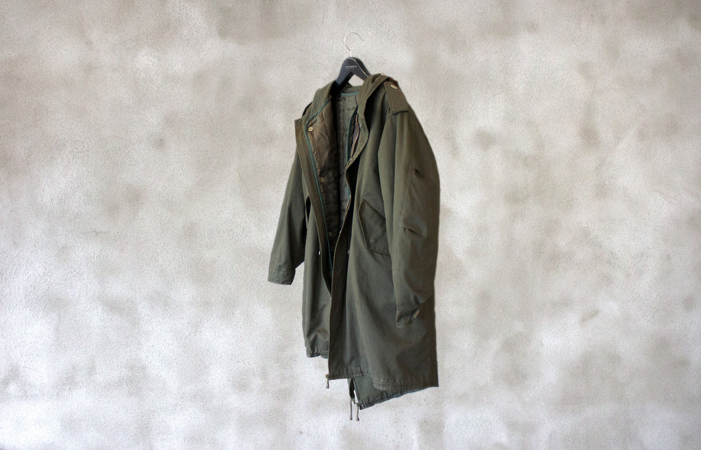 Fifth Avenue shell Parka