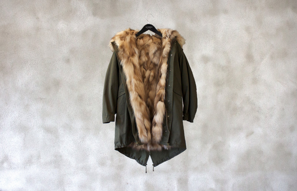 Fifth Avenue Parka