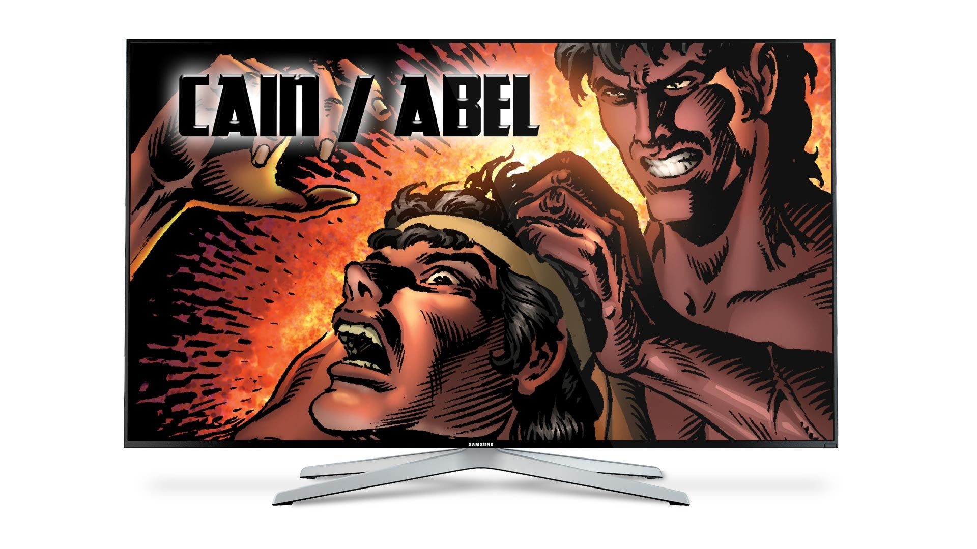 Cain and Abel - Animated Comic