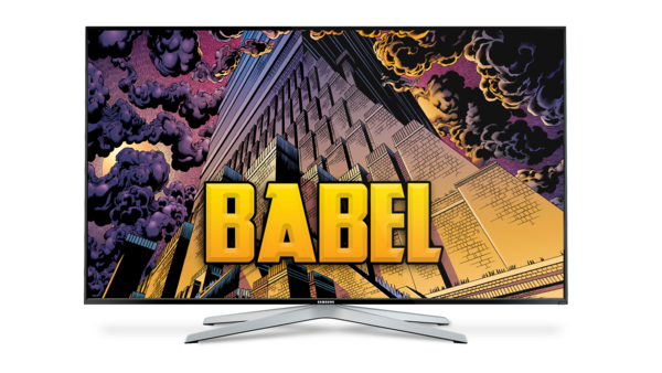 Babel - Animated Comic - Kingstone Comics
