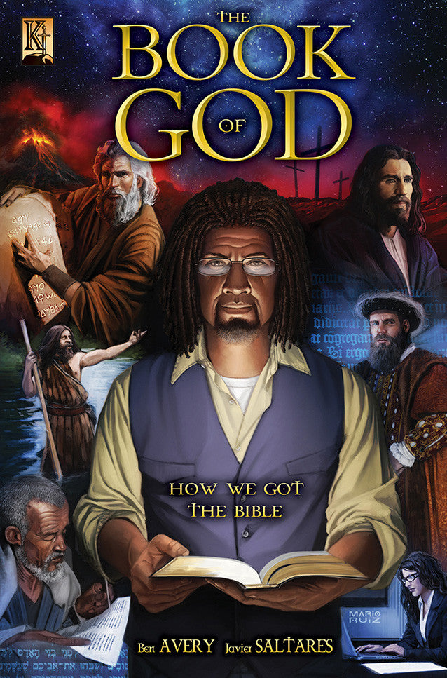 Book of God - Kingstone Comics