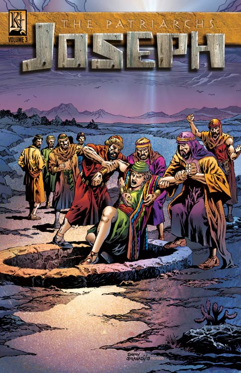 The Patriarchs 3: Joseph - Kingstone Comics
