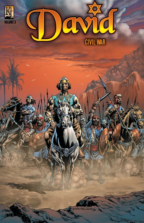 David 3: Civil War - Kingstone Comics
