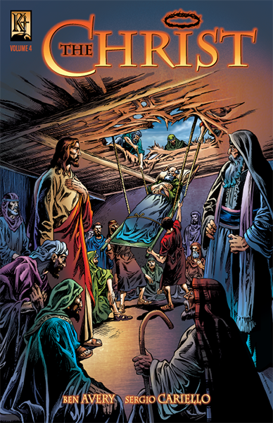 The Christ Volume 4 - Digital - Kingstone Comics