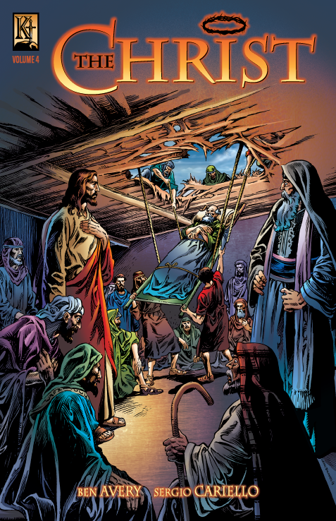 The Christ Volume 4 - Kingstone Comics