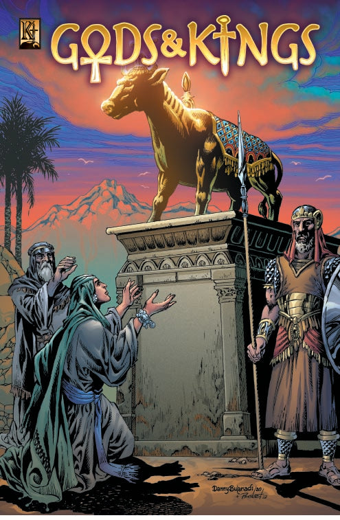 Gods & Kings - Kingstone Comics