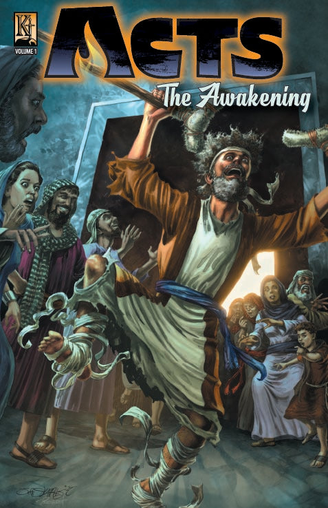 Acts 1: The Awakening - Digital - Kingstone Comics