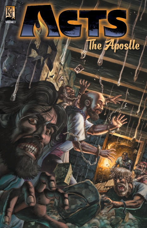 Acts 3: The Apostle - Kingstone Comics