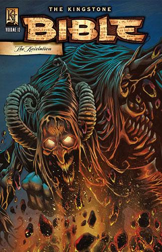 Kingstone Bible Volume 12: The Revelation - Kingstone Comics
